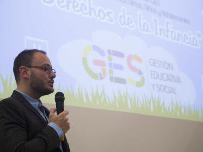 """Presentación del Concurso """"Derechos de la Infancia"""""""